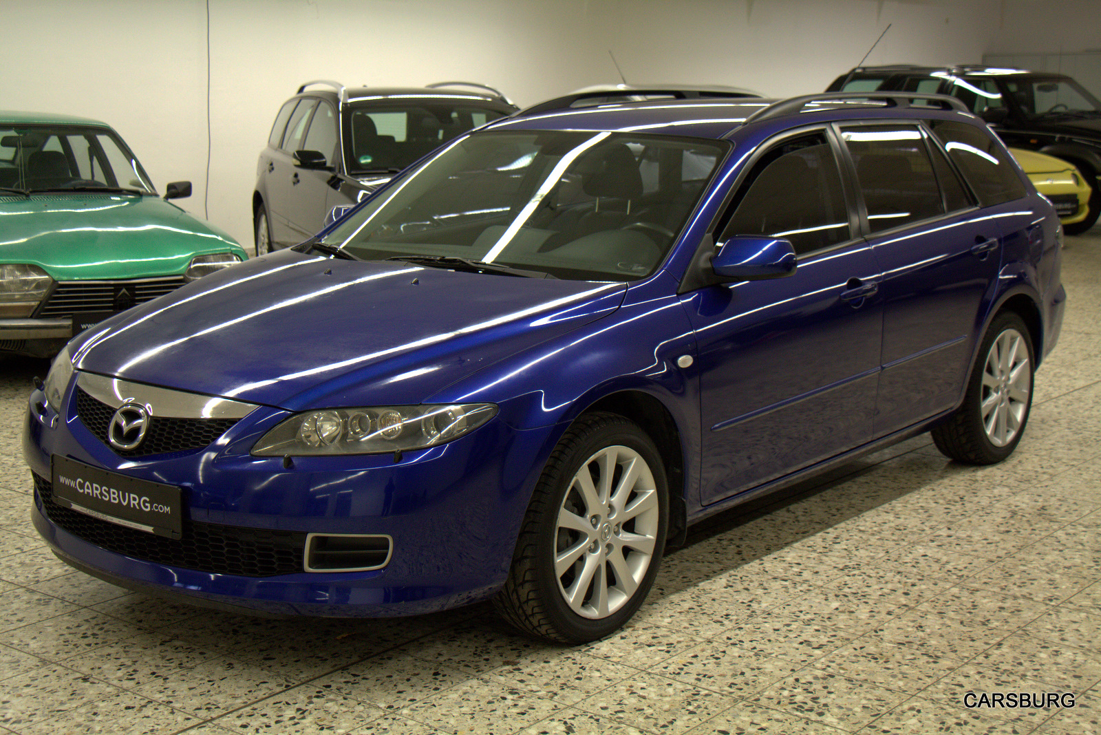 Mazda 6 2.3i *BOSE*LEATHER*XENON